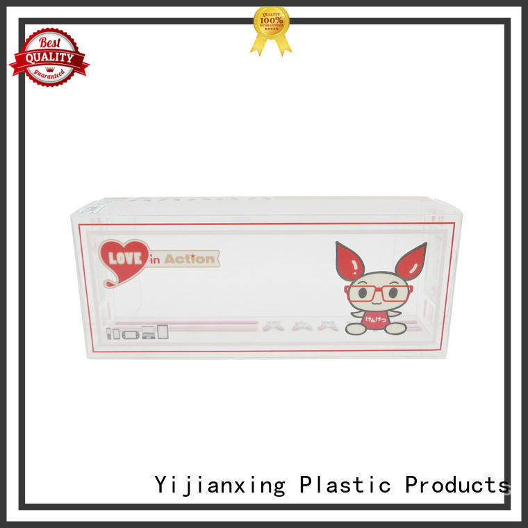 plastic packaging manufacturer cutout for packing Yijianxing Plastic Products