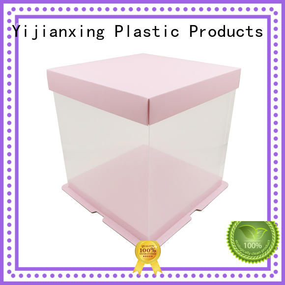 Yijianxing Plastic Products printing plastic folding carton widely-use for protective case