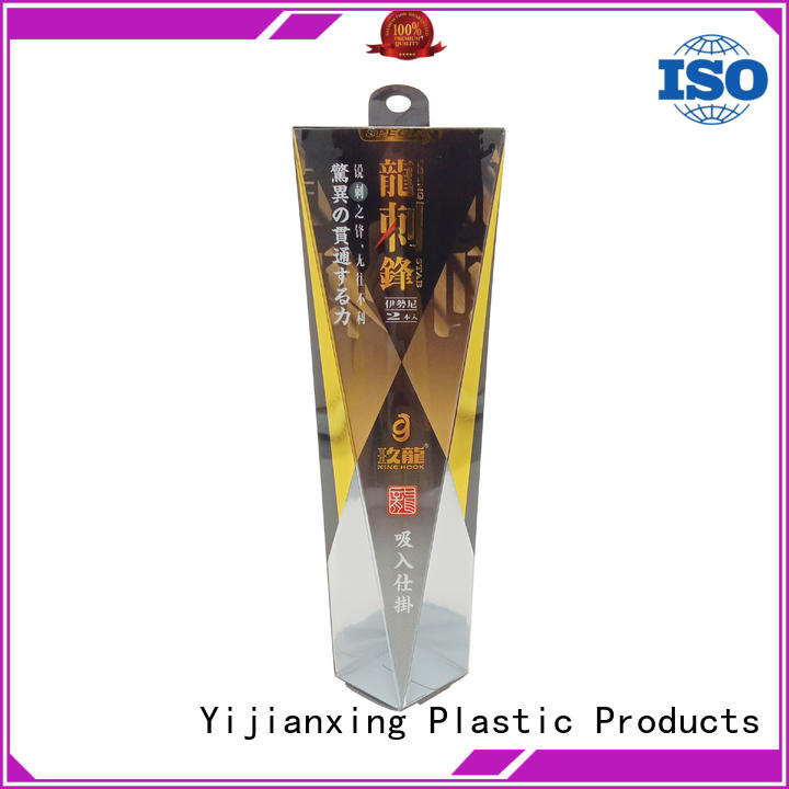 Yijianxing Plastic Products industry-leading clear plastic square case free design for protective case