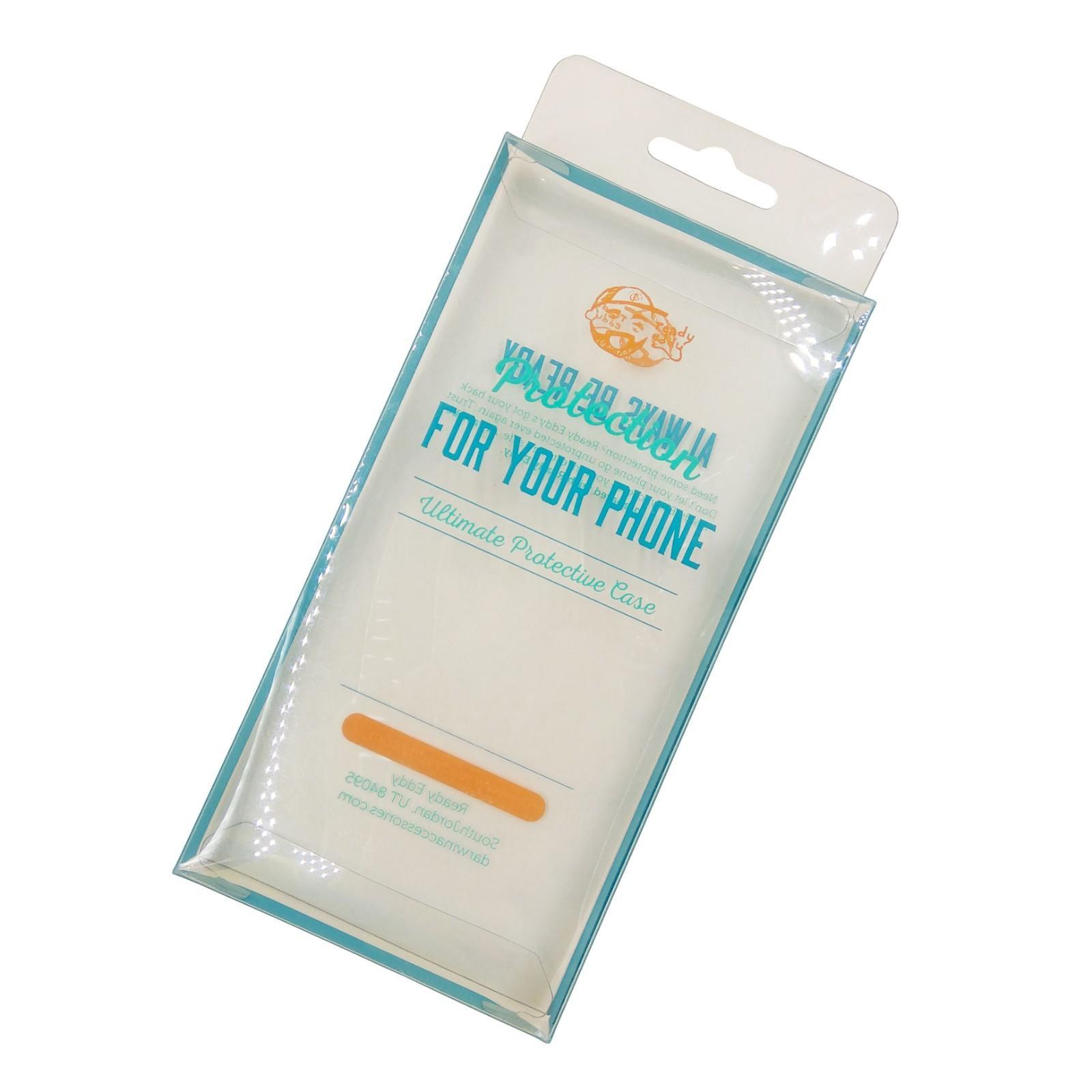 cartoon pvc transparent box long-term-use for gift Yijianxing Plastic Products-1