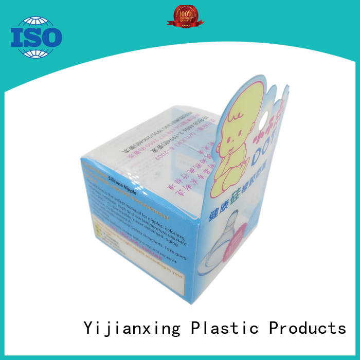 Yijianxing Plastic Products inexpensive pvc transparent box free quote for gifts