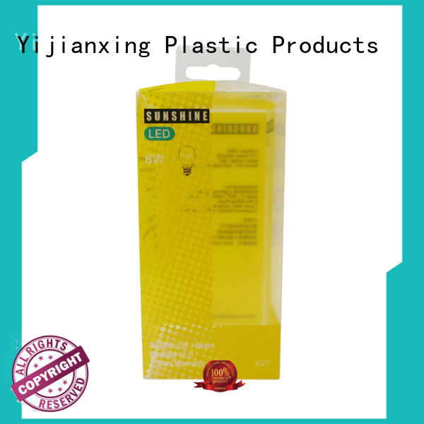 inexpensive plastic packaging manufacturer long-term-use for gifts Yijianxing Plastic Products