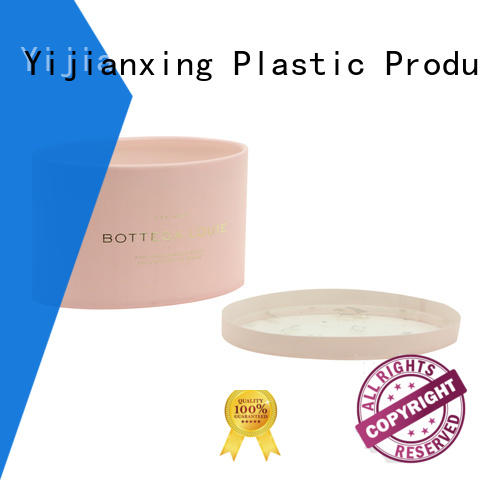 Yijianxing Plastic Products rope customized plastic tube packaging free design for food