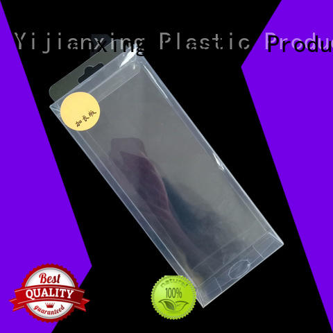 Yijianxing Plastic Products superior pvc gift boxes order now for packing