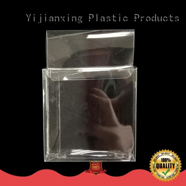 Yijianxing Plastic Products clear pvc boxes wholesale free quote for packing