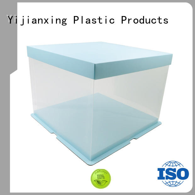 Yijianxing Plastic Products plastic carton box packaging check now for packing