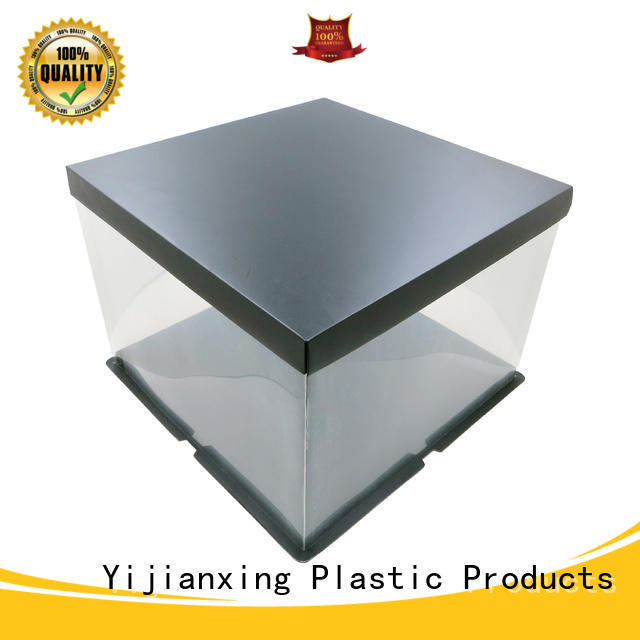 plastic box packaging retail for cups Yijianxing Plastic Products
