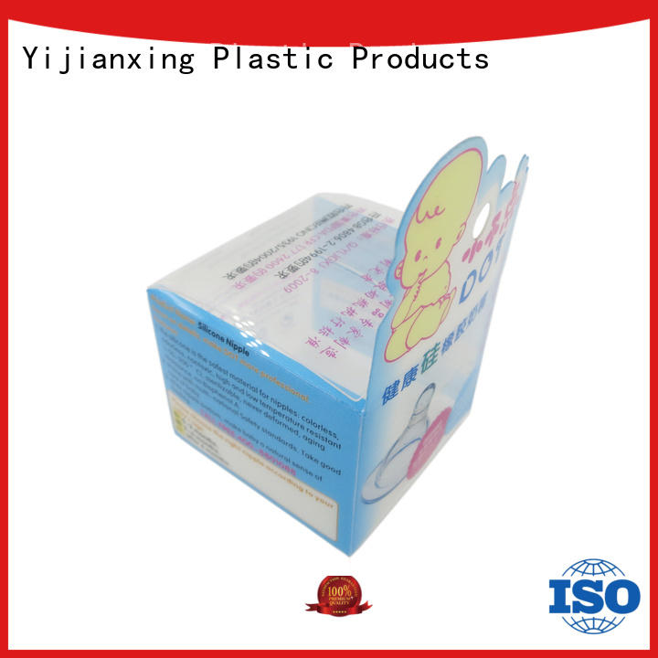 Yijianxing Plastic Products envelope plastic box packaging order now for decor