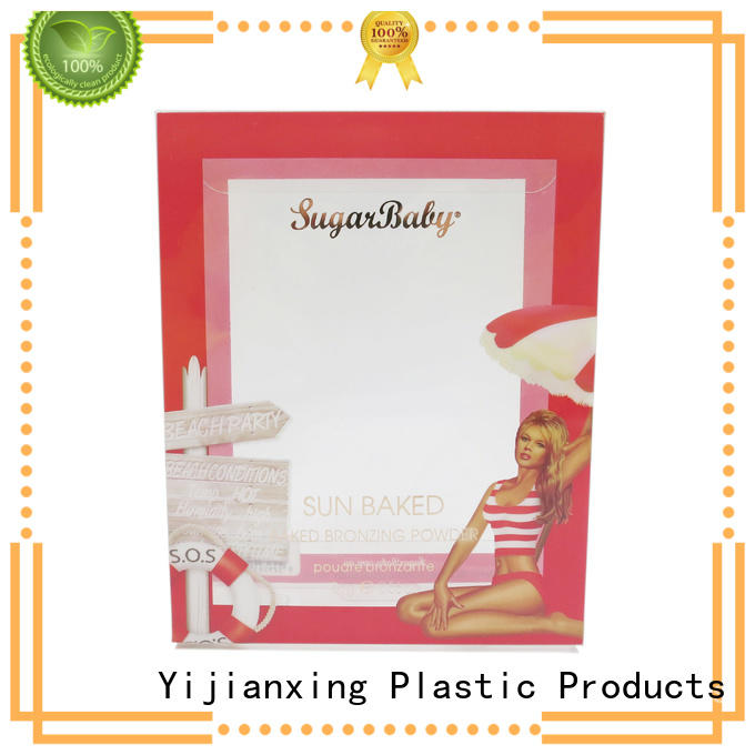 Yijianxing Plastic Products retail plastic box packaging widely-use for decor