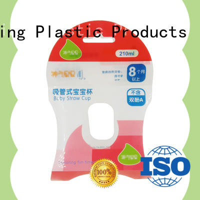Yijianxing Plastic Products inexpensive plastic box packaging Certified for candy