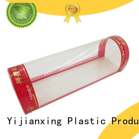 Yijianxing Plastic Products outside plastic box packaging bulk production for candy