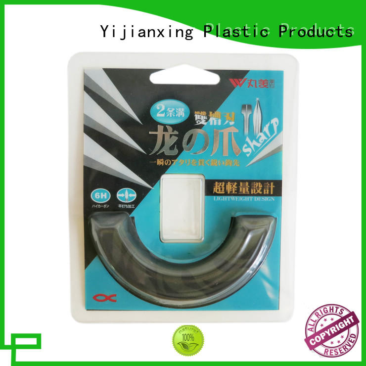 Yijianxing Plastic Products good-package pvc packaging forming for decor