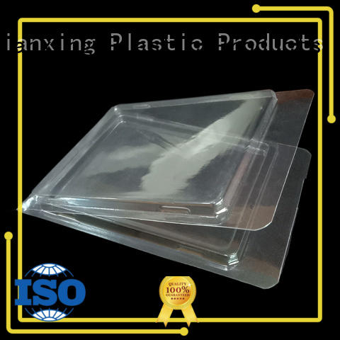 Yijianxing Plastic Products printing pet plastic box Certified for product packaging