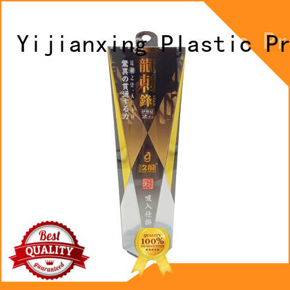 Yijianxing Plastic Products useful clear packaging with cheap price for product packaging