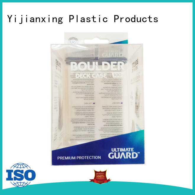 Yijianxing Plastic Products click clamshell packaging widely-use for decor