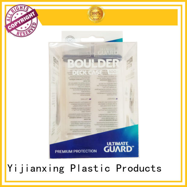 Yijianxing Plastic Products box plastic packaging containers free quote for product packaging