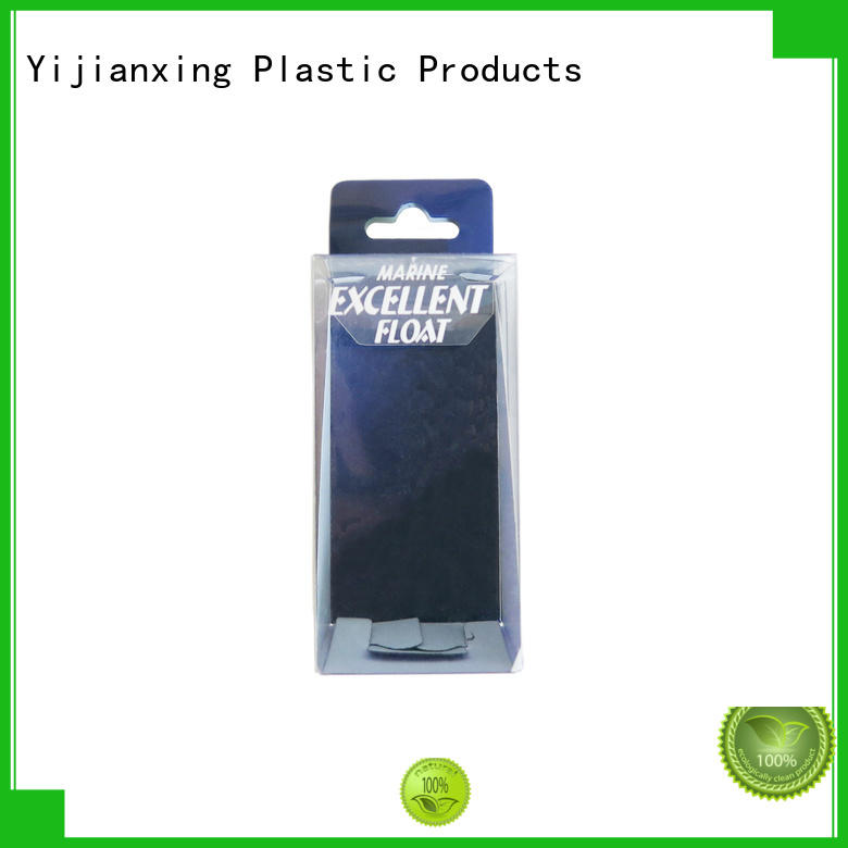 printing clear plastic square case line long-term-use for decor