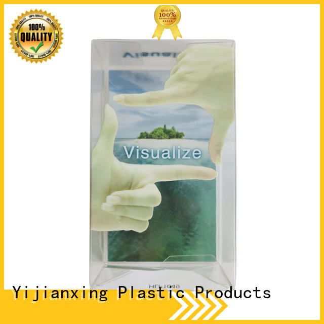 Yijianxing Plastic Products good-package pop protectors box sheet for gift