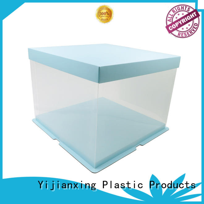 Yijianxing Plastic Products first-rate plastic box packaging long-term-use for candy