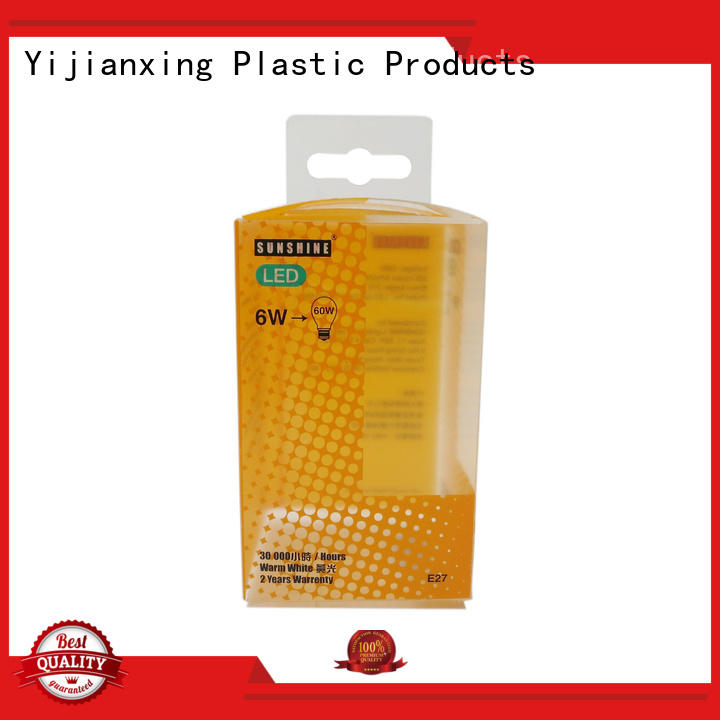 paperboard plastic packaging manufacturer order now for food Yijianxing Plastic Products