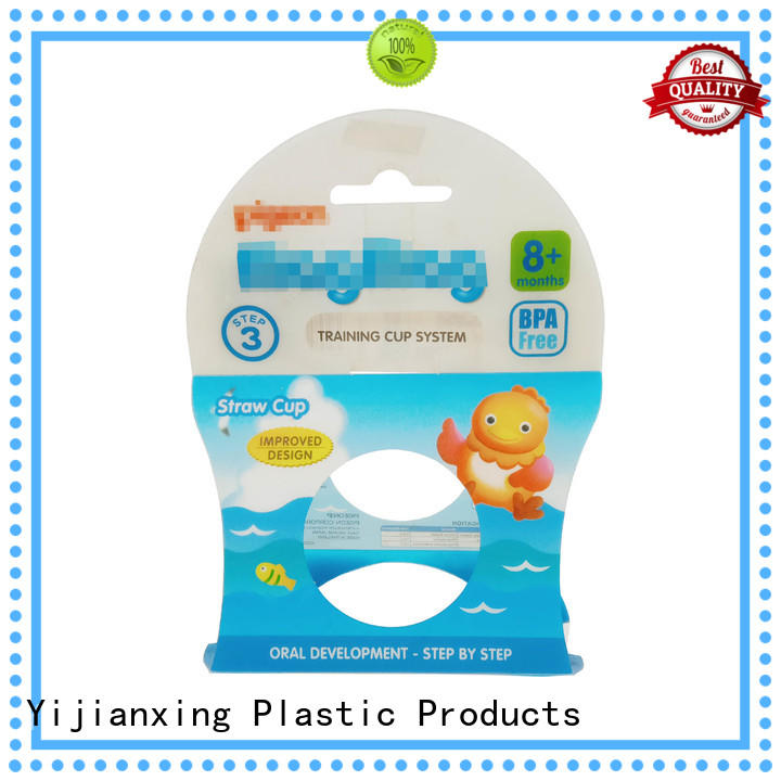 crayonpen plastic box packaging long-term-use for packing Yijianxing Plastic Products