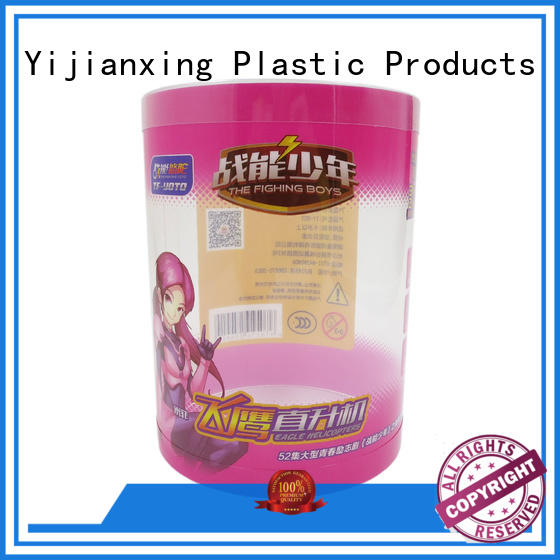plastic box packaging cutout for cups Yijianxing Plastic Products