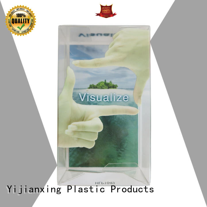 Yijianxing Plastic Products retail plastic box packaging at discount for decor