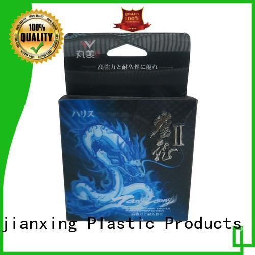 newly plastic box packaging widely-use for packing
