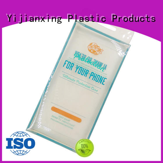 glossy plastic packaging manufacturer long-term-use for food Yijianxing Plastic Products