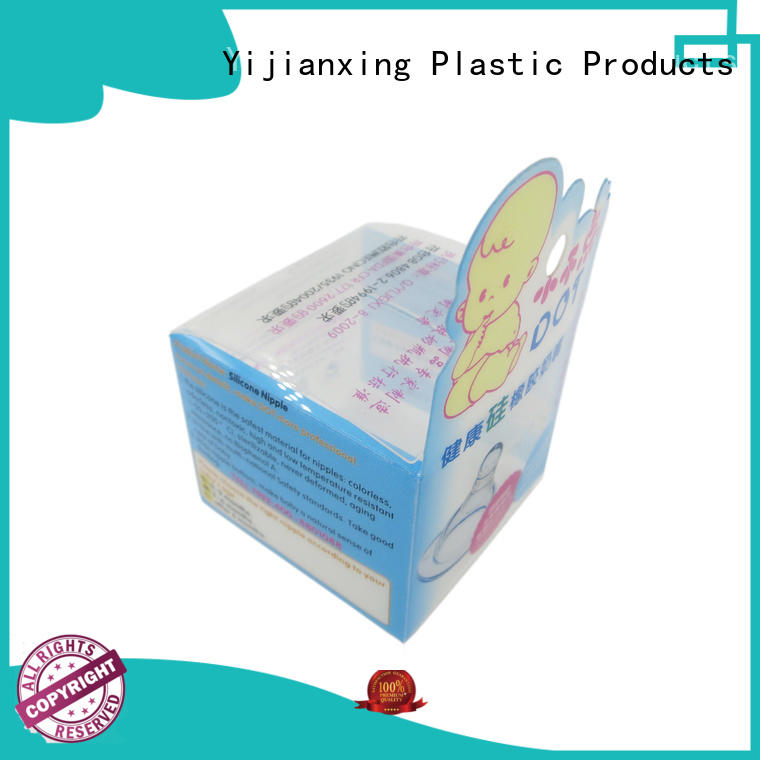 Yijianxing Plastic Products best pvc packaging check now for decor
