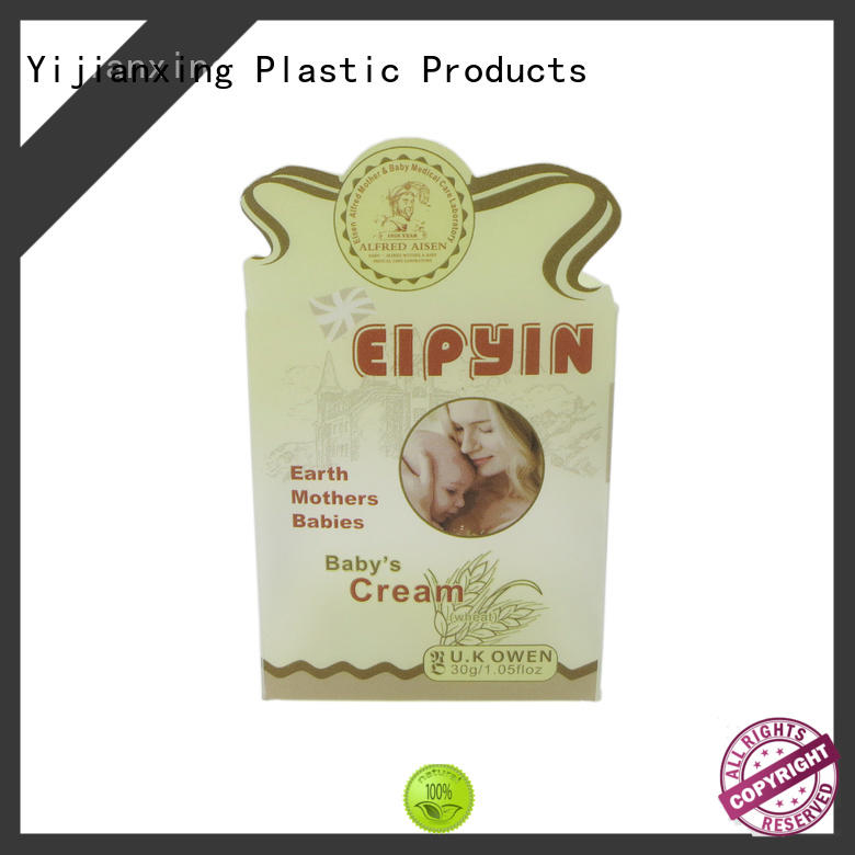 pvc packaging bank for gifts Yijianxing Plastic Products