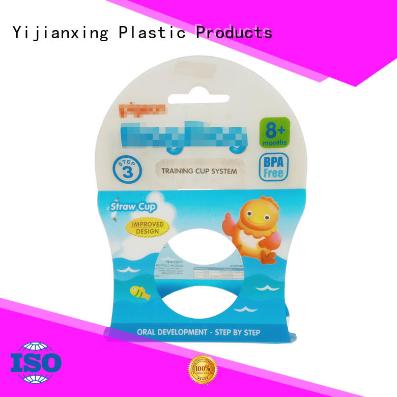 Yijianxing Plastic Products printing polypropylene container with cheap price for milk bottles
