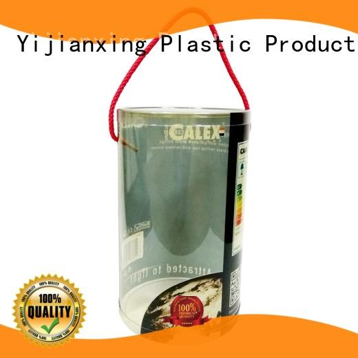 Yijianxing Plastic Products wrap plastic box packaging Certified for food