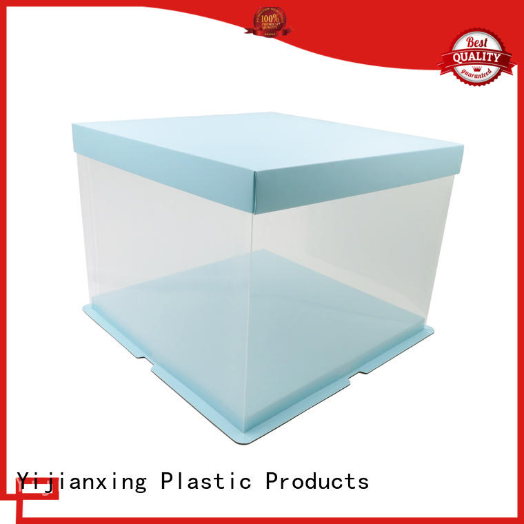 pvc packaging vacuum for decor Yijianxing Plastic Products