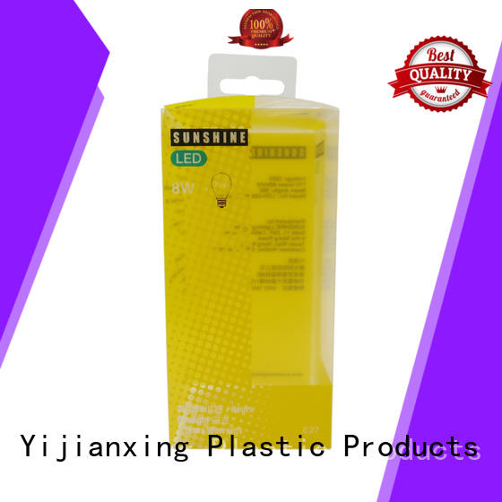 newly pvc packaging order now for candy Yijianxing Plastic Products