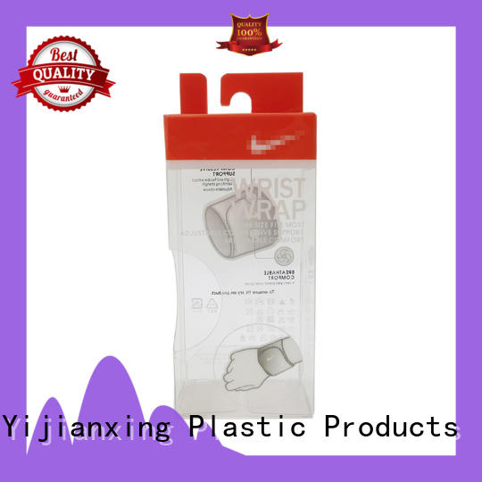 plastic packaging manufacturer shape for packing Yijianxing Plastic Products