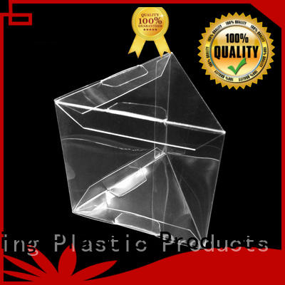 Yijianxing Plastic Products newly plastic box packaging for wholesale for food