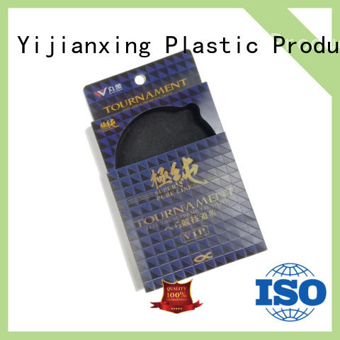 Yijianxing Plastic Products chinese clear plastic packaging free quote for packing