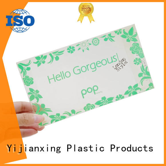 Yijianxing Plastic Products quality plastic box packaging check now for gifts