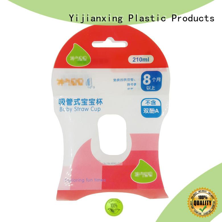 pvc packaging matte for decor Yijianxing Plastic Products