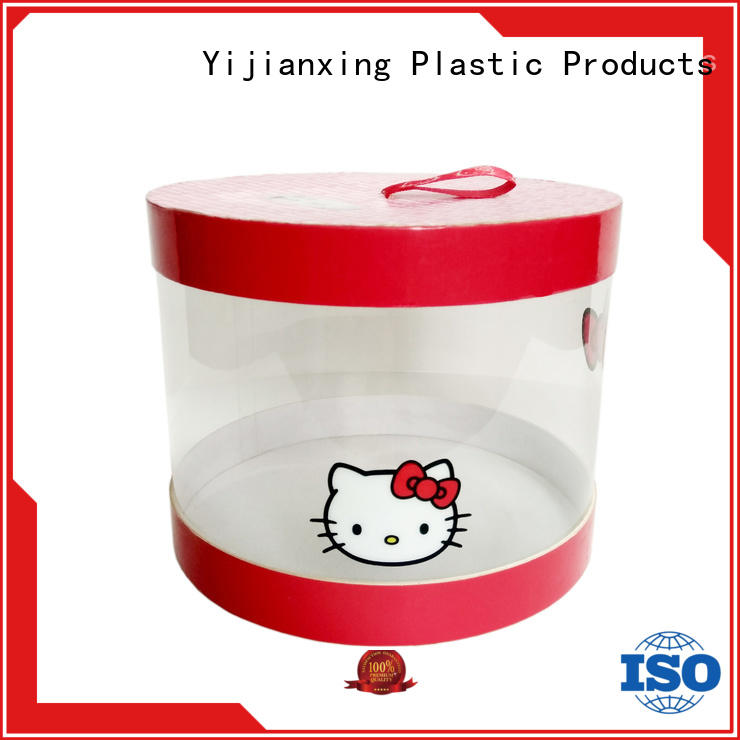 new-arrival clear plastic containers at discount for small gift