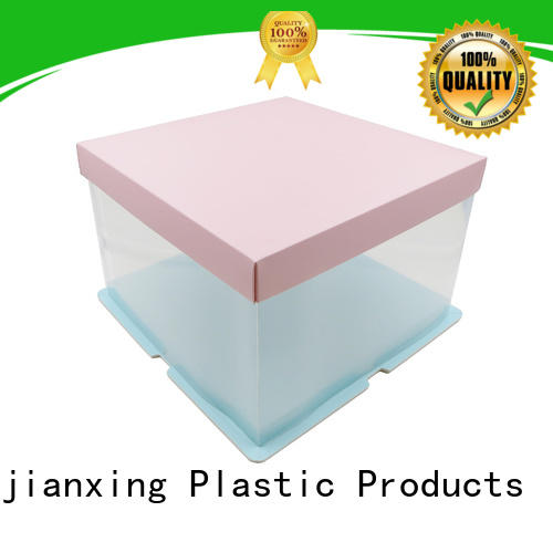 Yijianxing Plastic Products cake cookie packaging boxes China Factory for product packaging