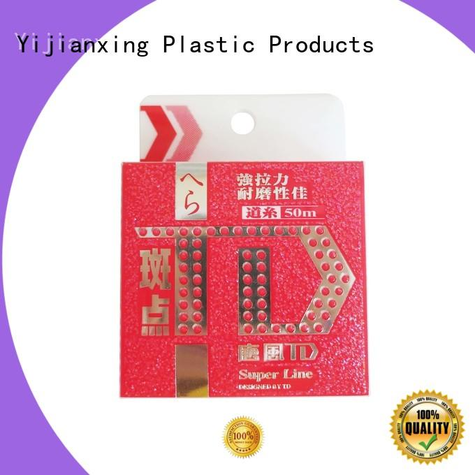 newly plastic box packaging metallic bulk production for packing