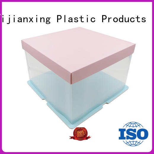 Yijianxing Plastic Products useful clear plastic box packaging widely-use for product packaging