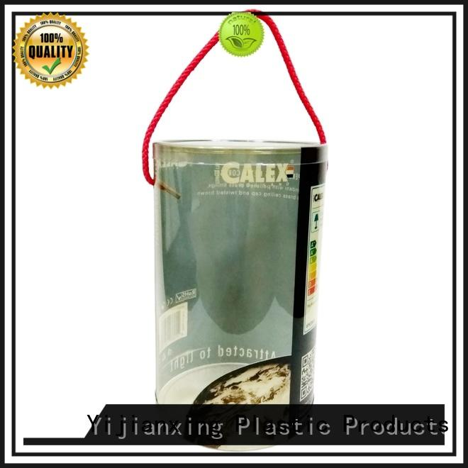 Yijianxing Plastic Products quality pvc packaging product for packing