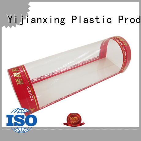 Yijianxing Plastic Products lamination plastic box packaging Certified for gifts