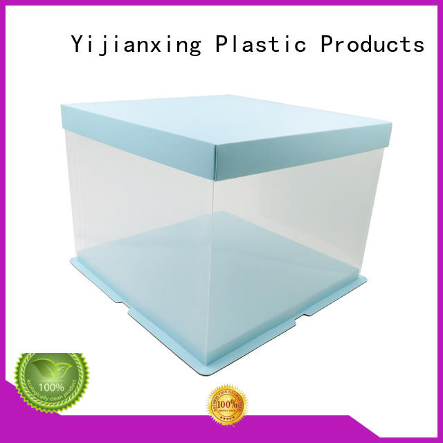 Yijianxing Plastic Products useful candle box packaging with Quiet Stable Motor for product packaging