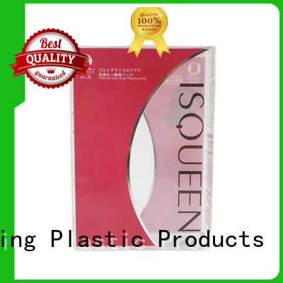 Yijianxing Plastic Products industry-leading clear plastic packaging for wholesale for decor