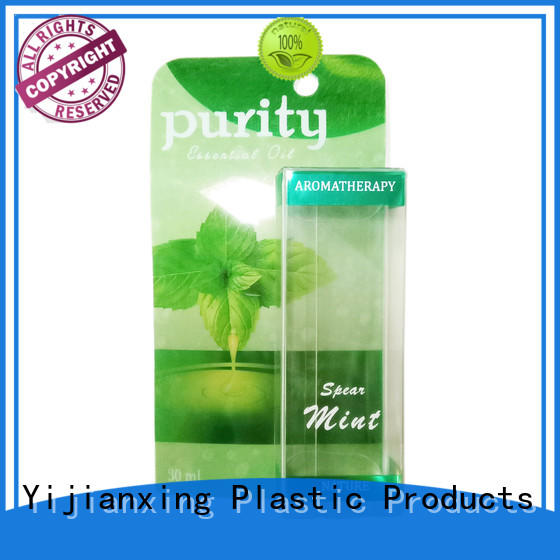 industry-leading printing plastic box packaging tuckend widely-use for protective case