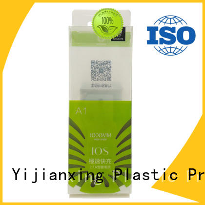 Yijianxing Plastic Products full printing plastic box packaging check now for product packaging